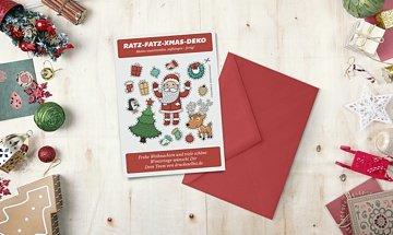 Weihnachtskarten online gestalten
