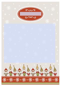 drucke selbst vorlage gesch ftliche weihnachtsgr e