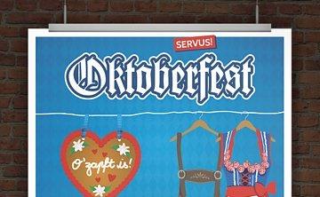© Druckeselbst! Einladung Oktoberfest