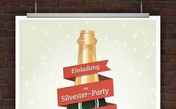 © Druckeselbst! Einladung Weihnachtsfeier