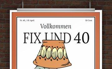 © Druckeselbst! Fix und 40