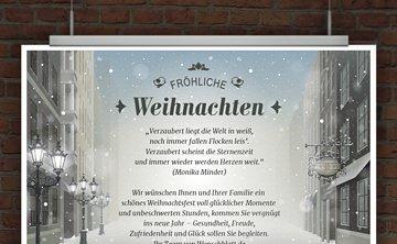 Drucke selbst weihnachtskarten online gestalten und selbst drucken - Weihnachtskarten selbst gestalten und drucken ...