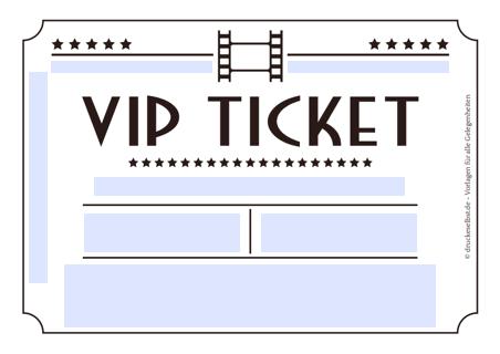 Kostenlose Vorlagen Zum Erstellen Von Tickets Flabenlecon Cf