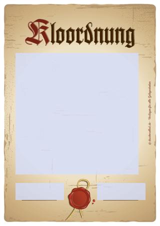 Drucke selbst lustige festordnung zum ausdrucken for Weihnachtskarten personalisiert