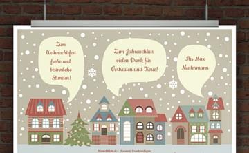 drucke selbst weihnachtskarten online gestalten und. Black Bedroom Furniture Sets. Home Design Ideas