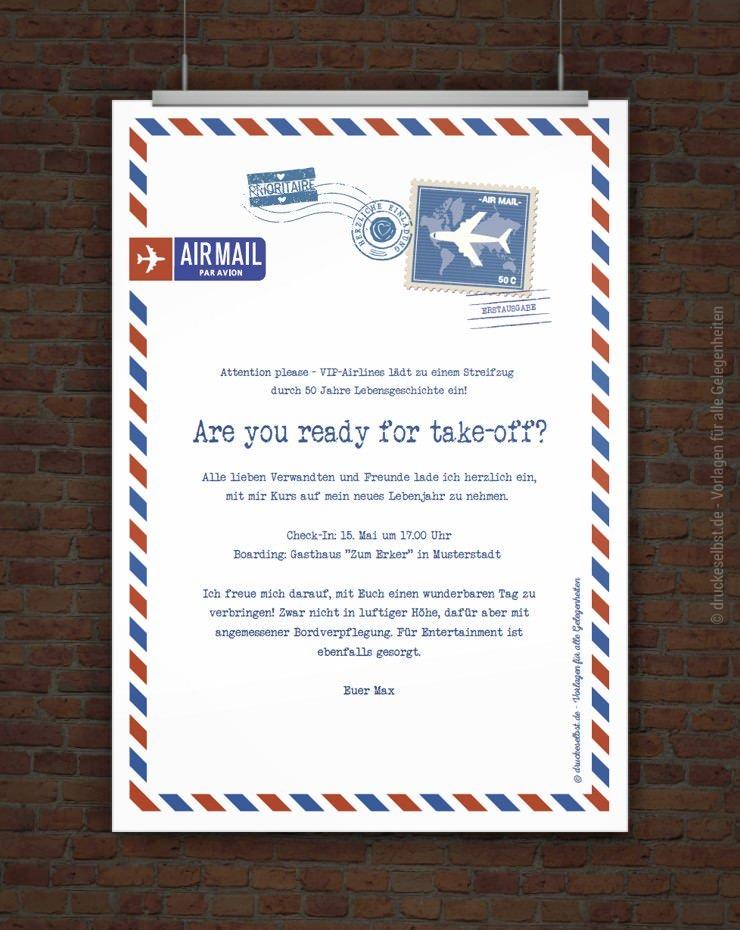 Einladungskarten Richtig Selbst Gestalten So Geht S: Kostenlose Einladungskarte Zum Ausdrucken