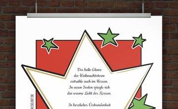 Drucke selbst kostenlose vorlagen zum ausdrucken - Weihnachtskarten kostenlos gestalten und drucken ...