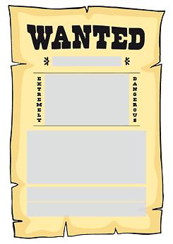 vorlage einladungskarte cowboy geburtstag, Einladung