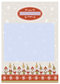 Weihnachtsgrüße Personalisiert.Drucke Selbst Vorlage Geschäftliche Weihnachtsgrüße