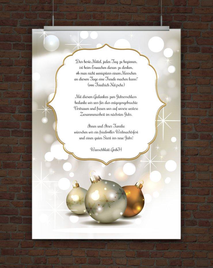 drucke selbst vorlage weihnachtsbrief mit mustertext. Black Bedroom Furniture Sets. Home Design Ideas